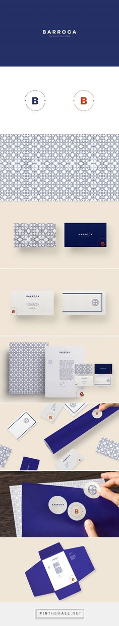 BARROCA Residential Development Branding by Marisol Quintanilla | Fivestar Branding Agency – Design and Branding Agency & Curated Inspiration Gallery