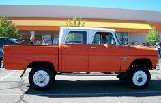 Chevy And GMC unusual crewcab Gmc 4x4, Chevy 4x4, Chevrolet Trucks, Cool Trucks, Pickup Trucks, Lifted Trucks, Station Wagon, Redneck Trucks, Classic Chevy Trucks