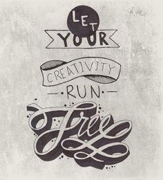 Hand Written Typography By Dana Henwood Via Behance Handwritten