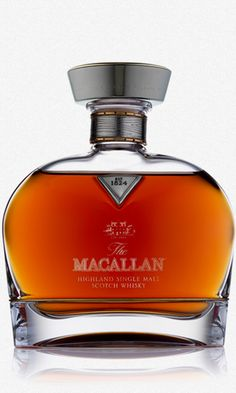 The Macallan 'Limited Release MMXII' whisky from the 1824 collection