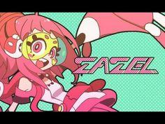 """自主制作アニメ「砲弾少女ザゼル」Independent Animation """"Zazel"""""""