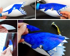 Do It Yourself : Le Bilboquet Requin