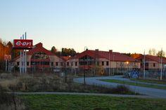 Kasmo Industriområde i Kungsängen.