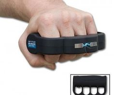 Taser Brass Knuckles | Shut Up And Take My Money