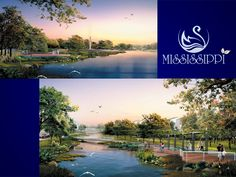 Mississippi River Park Jakarta Garden City