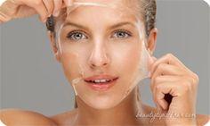 DIY Peel Off Mask – Blackhead Removal   Beauty and MakeUp Tips