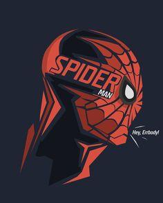 Spider-Man #popheadshots