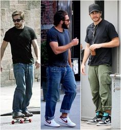 Vamos falar do estilo de Jake Gyllenhaal? Já falamos de Adam Levine, de Ryan Gosling e hoje é a vez dele, o irmão da Maggie. Procurei fotos do estilo de Jake e não foi fácil fazer uma seleção. Não que ele se vista mal, mas que realmente achei poucas opções! Mas pelo pouco que vi, …