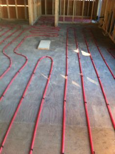Inspirational Radiant Heat Basement