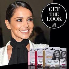 Get the 'Cheryl' look met de Eylure Cheryl lashes