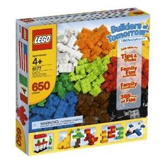 homeschool unit on Legos.  Looks very interesting.  I think I'll save for 3rd grade math.