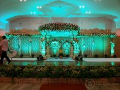 lighting decorations are most important of our wedding halls...!@@! because these are only express the beauty of bride and groom ..@ #decorations #baludecorators