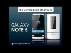 Samsung Galaxy Note 6 Release Date, Specs, Features, Price And Concept Images