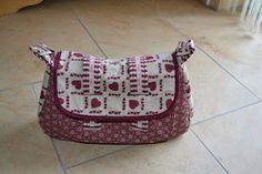 Selbstgemachtes und Kreatives: Handtasche