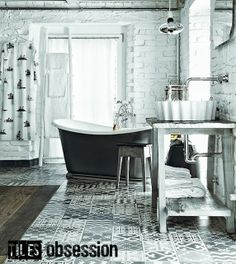 Méchant Design: tiles obsession