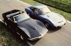 Opel GT vs Corvette Stingray