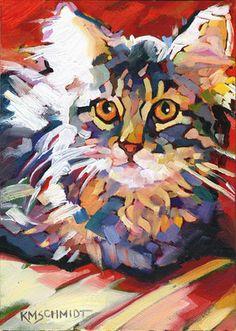 Tabby cat print Watercolor Cat, Watercolor Paintings, Cat Drawing, Painting & Drawing, Art And Illustration, Illustrations, Animal Paintings, Art Paintings, Dog Art