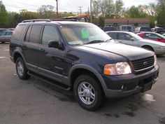 Appealing 02 Ford Explorer Photos Gallery