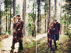 cute engagement photos <3