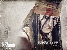 In the Lone Ranger, is Tonto really speaking Comanche? (Hollywood's Native American language problem)