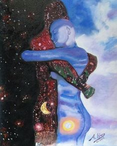 Painting Inspiration, Art Inspo, Art Amour, Art Visionnaire, Flame Art, Twin Flame Love, Deep Art, Psy Art, Mo S