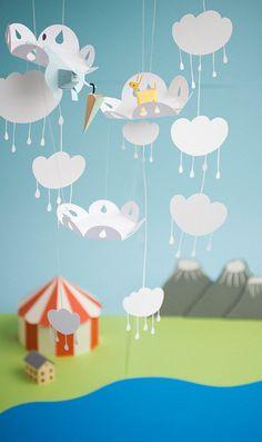 Chùm ảnh: Chuyển động cuộc sống trong những tác phẩm cắt giấy 3D - Chuyên trang giải trí tổng hợp Freely.vn