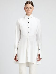 Alexander McQueen Tuxedo Shirt
