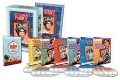 For the first time ever you can enjoy all 6 seasons and 130 episodes of Mama's Family on 24 DVDs! Every episode in this long-awaited collection is the... #disc #seasons #brand #collection #series #family #complete #mamas