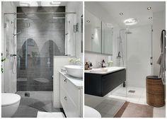 Baños grandes, si por favor! . La Garbatella: blog de decoración low cost, Home Staging, estilo nórdico, ideas para decorar y DIY.