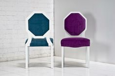 octagon dining chair by ModShop