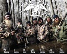 Duck Commander 2012 Poster