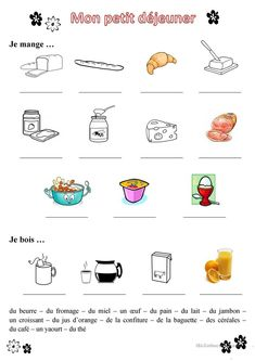 French Videos Funny Watches How To Learn French Tutorials French Teaching Resources, Teaching French, French Language Lessons, French Lessons, Food In French, Learn To Speak French, French Worksheets, French For Beginners, Material Didático