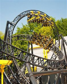 22 Best The Worlds Biggest Roller Coasters Images Biggest Roller