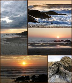More images of Crooklets Beach, Bude Cornwall.
