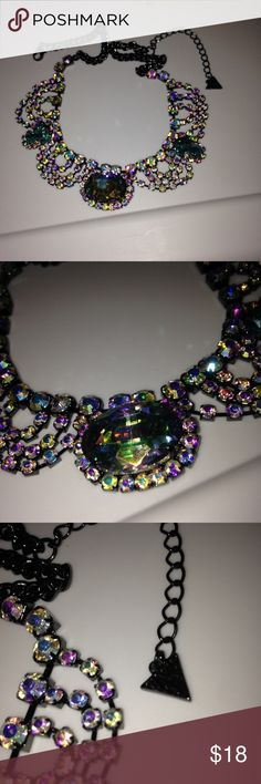Necklace Prism, Katy Perry collection necklace Claire's Jewelry Necklaces