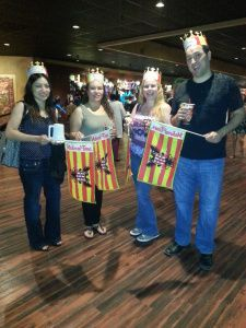 **Win FREE tickets to Medieval Times!!!**