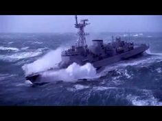 Navi nella Tempesta - Ship in Storm - YouTube