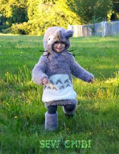 This is so happening when I have kids. Not going to lie though... I'd totally want to wear this myself