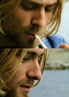 Mr. Kurt Cobain.