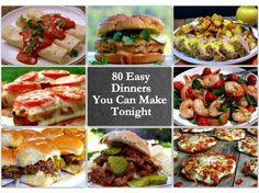 80 platos faciles de hacer