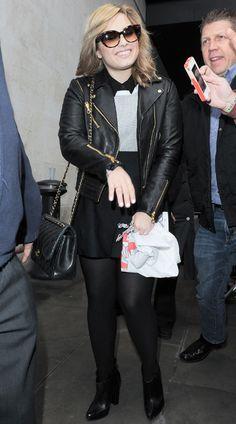 Demi Lovato's style
