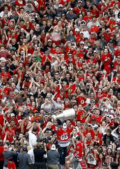 one goal :) come on boys, bring the cup back to chicago