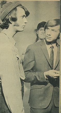 Mike Nesmith, Micky Dolenz, Peter Tork (The Monkees)