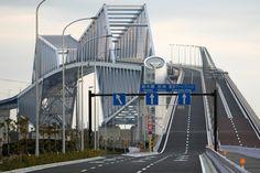 Puente en Tokio-Japón