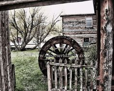 Old Western Ghost Town Digital Photo Art by DesertDancerStudio, $16.00 Western Theme, Ghost Towns, All Art, Photo Art, Westerns, Outdoor Structures, Times, Art Prints, Digital