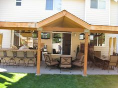 12x14 covered outdoor kitchen design | ... Covered Patio ~ Outdoor Kitchen ~ Outdoor Living , Patios & Decks