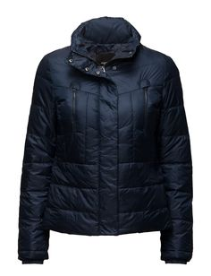 Mango Side-zip quilted coat - 40e alessa (untuva)