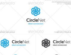 """Check out new work on my @Behance portfolio: """"Circle Net"""" http://be.net/gallery/36341179/Circle-Net"""