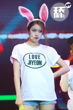 Jiyeon - T-ara