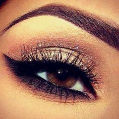Eyeshadow makeup tips for brown eyes